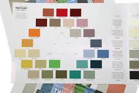 the sense of the sloan paint colors 2016