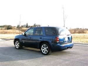 sell used 2006 chevrolet trailblazer ss awd low mileage