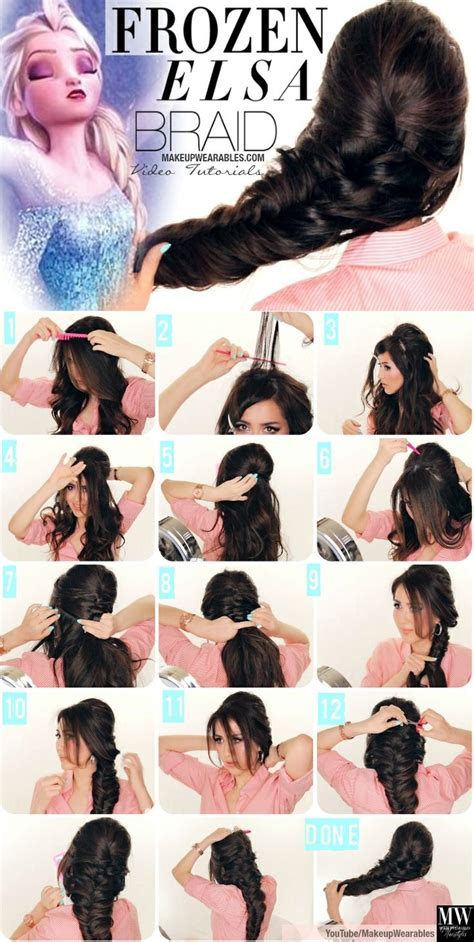 top 10 braided hairstyle tutorials to be stylish