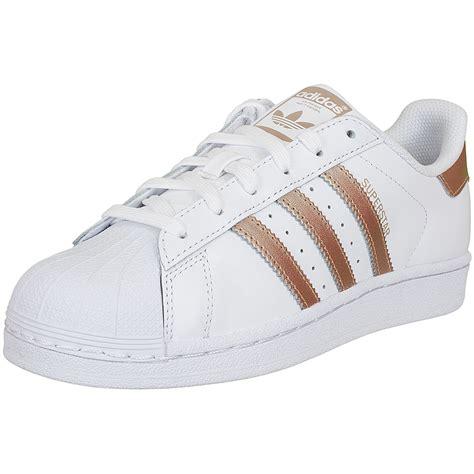 Sneaker Adidas Gold adidas originals damen sneaker superstar wei 223 gold hier