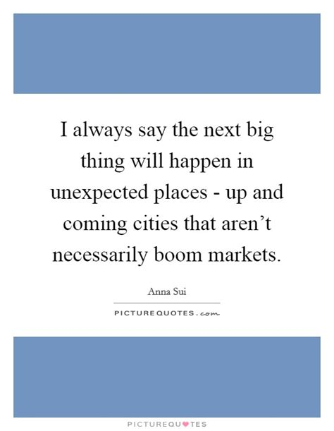 up and coming us cities i always say the next big thing will happen in unexpected