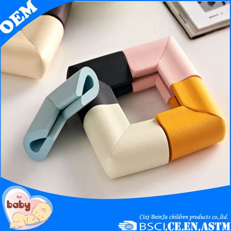 rubber protectors for glass tables oem rubber glass table corner protector for baby