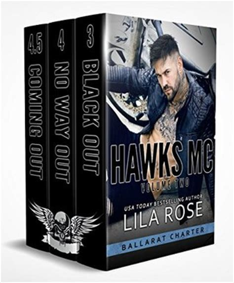 diesel mc volume 4 books hawks mc ballarat charter volume 2 hawks motorcycle