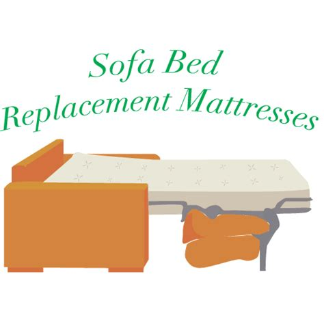 mattress for pull out sofa bed chemical free pull out sofa bed replacement mattresses