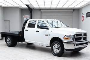 2011 Dodge Cummins For Sale Purchase Used 2011 Ram 3500 Diesel 4x4 Dually Flat Bed