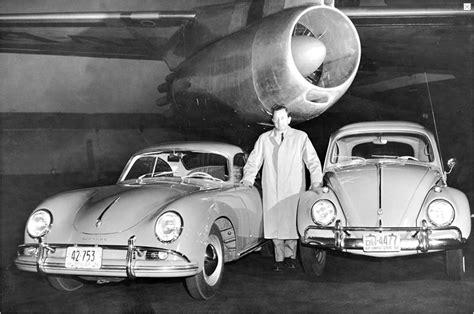 ferdinand porsche beetle porsche museum presents special exhibition of vw