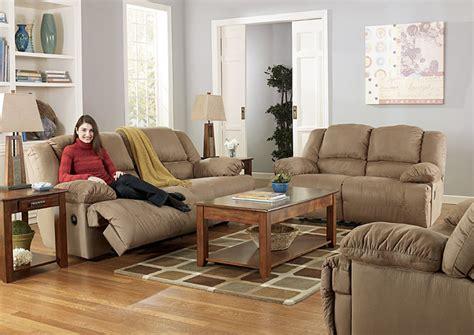 rooms to go layaway barnett brown furniture florence al mocha reclining sofa loveseat