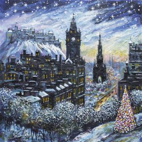 edinburgh castle cards st columba s hospice