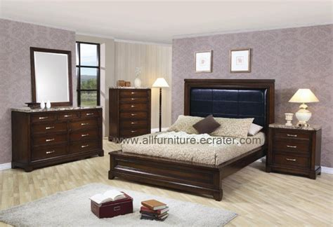 marble top bedroom set marble top 5pc bedroom set from andrea collection by coaster furniture