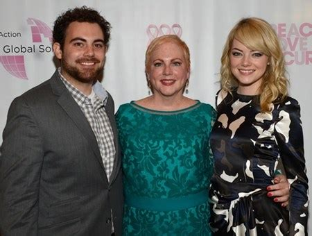 emma stone brother emma stone family tree father mother name pictures