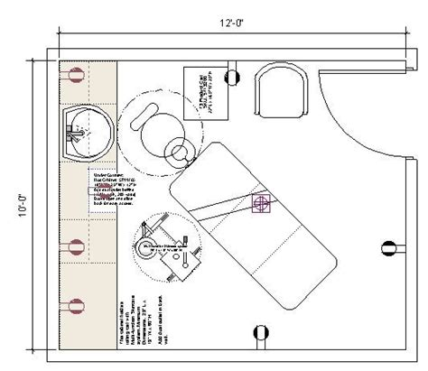 physical layout of salon massage therapy room ideas massage treatment