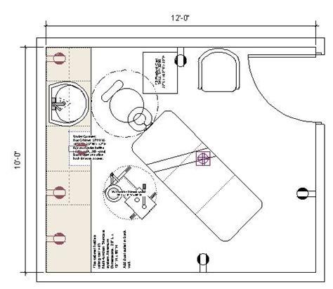 physical therapy table dimensions resultado de imagen para room floor plan dimension