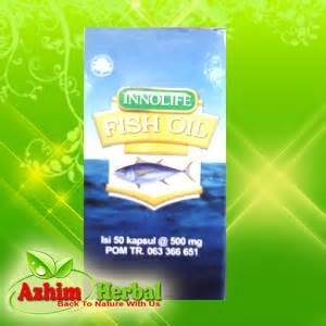 Obat Herbal Fish innolife fish azhim herbal