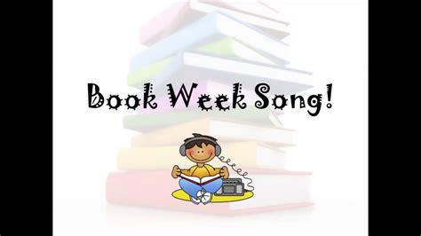 week song world book day book week song