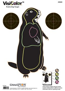 printable prairie dog targets chion visicolor targets prairie dog sportsman s
