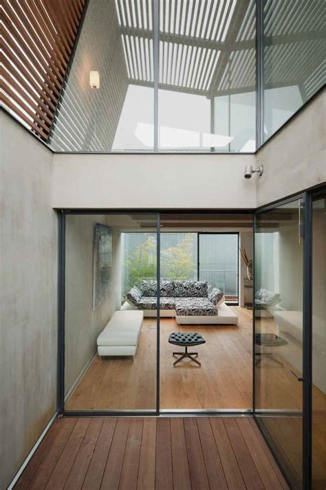 modern home renovation focusing on vertical development