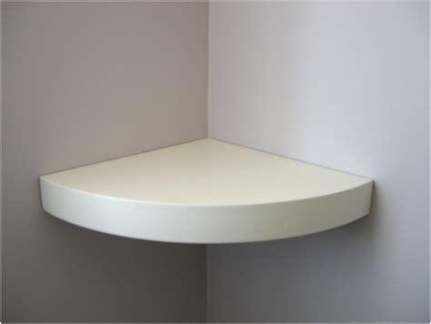 corner shelf for bathroom wall