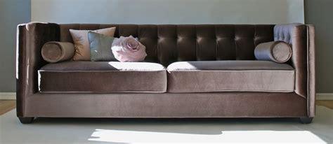 sofa größe lekker sofa i gr 229 brun velour varer furniture