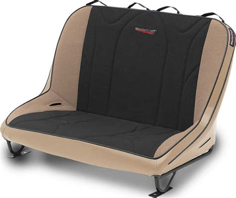 mastercraft bench seat mastercraft rear rubicon 36 quot bench seat for 76 86 jeep