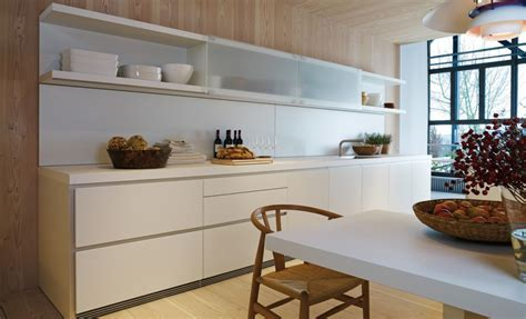 Dinesen and bulthaup: the right combination