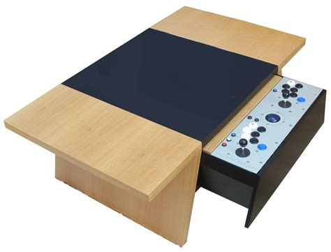 coffee table arcade 7 contemporary arcade coffee table liberty