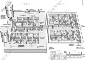 Reich Chancellery Floor Plan by Akg Images Floor Plan Of The F 252 Hrerbunker