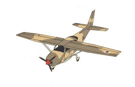 Papercraft Aircraft - cessna papercraftsquare free papercraft