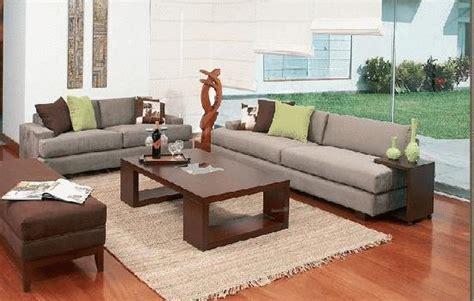 imagenes de salas minimalistas de madera muebles modernos para una sala peque 241 a