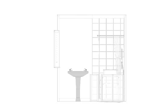 Bathroom Sink Elevation Gallery Bathrooms Kitchen Room Layouts Adapted For