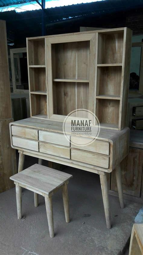 Tolet Meja Rias Minimalis 9 best meja rias kayu images on dressing table vanities and make up vanities