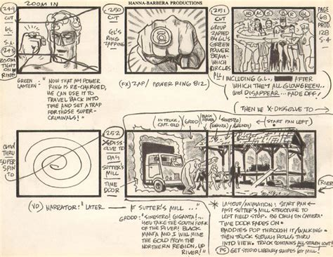 layout artist animation job description alex toth illustration history