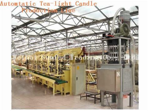 automatic tea light candles tealight candle pressing machine candle candle