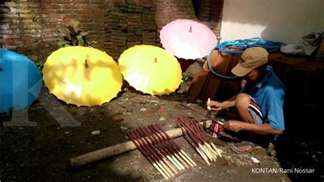 Lu Hias Jawa aneka payung mengembang di juwiring 2