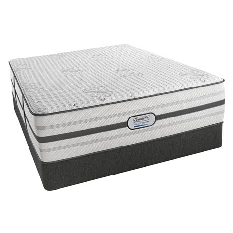 beautyrest west bay king size luxury firm low profile