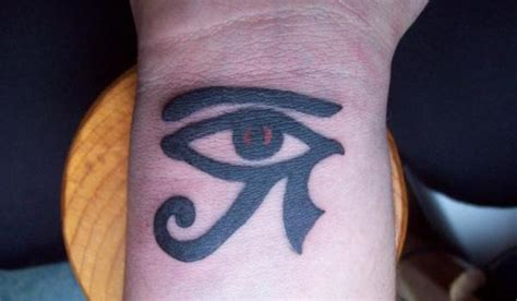 eye of horus wrist tattoo eye of horus tattoos designs ideas and meaning tattoos
