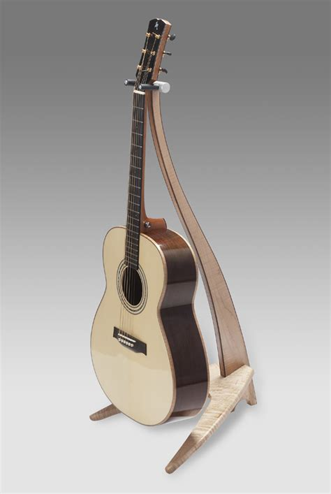 Handmade Guitar Stands - news take a stand inc announces a new line of custom
