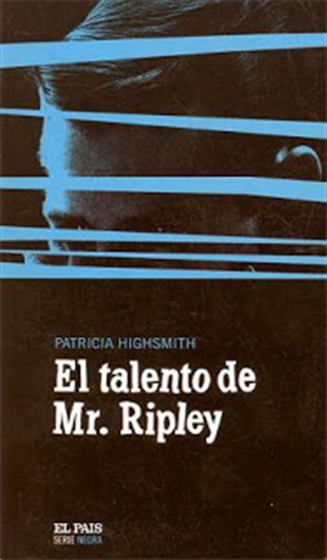 libro mr darleys arabian high el talento de mr ripley patricia highsmith freelibros