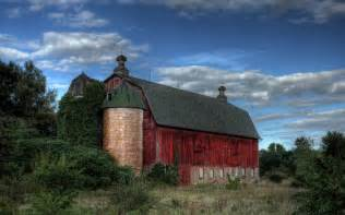 Old Barn Wallpaper Old Red Barn Wallpapers Hd Wallpapers