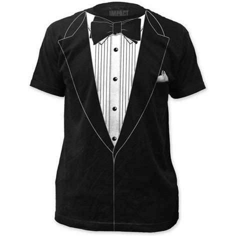 Tuxedo Shirt tuxedo tshirt tux prom wedding groom costume