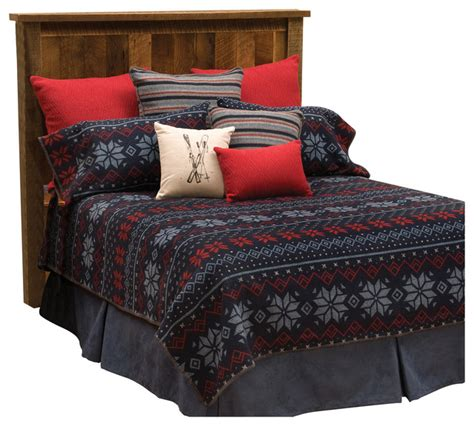 nordic bedspread rustic quilts and quilt sets by