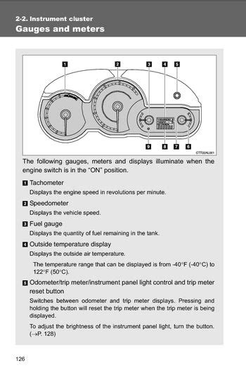download car manuals pdf free 2012 toyota matrix transmission control download 2010 toyota matrix instrument cluster pdf manual 6 pages