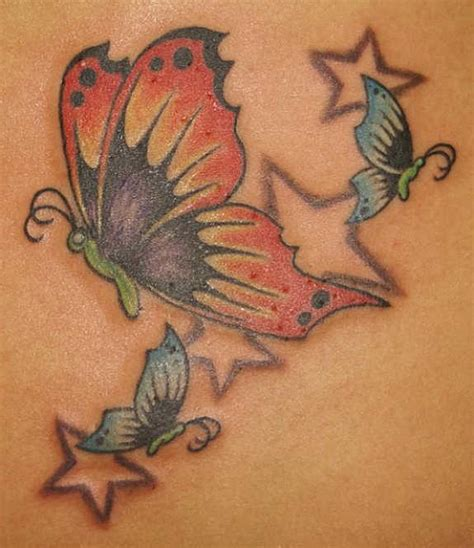 tattoo designs butterflies and stars 25 butterfly and tattoos
