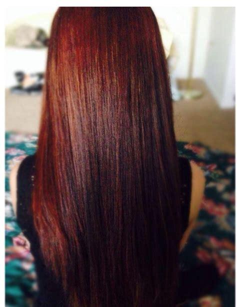 wat hair colour isbin for 2015 new hair color clairol natural instincts medium auburn