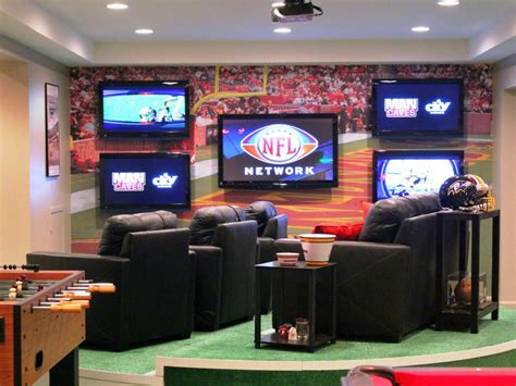 Man Cave Giveaway - man caves nfl fan cave man caves diy