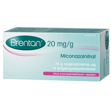 Salep Desoximetasone brentan vaginalcreme 20 mg g miconazol mod skedesv 78 g