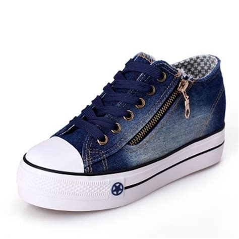 Free Sle Shoes by Free Shipping 2016 New Canvas Shoes Fashion Leisure Shoes Casual Shoes Blue