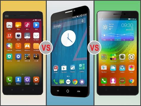 Xiaomi Lenovo A7000 xiaomi mi4i vs micromax yu yureka vs lenovo a7000 which phone is better to buy gizbot news