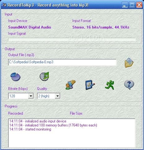 anything to mp record and edit anything to mp3 download