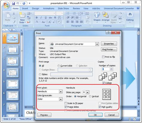 Convert A by Convert Powerpoint Ppt To Jpeg Universal Document Converter