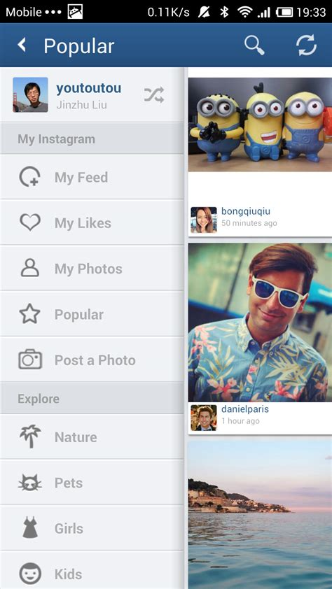instagram full version for android padgram the no 1 ipad app for instagram just launched